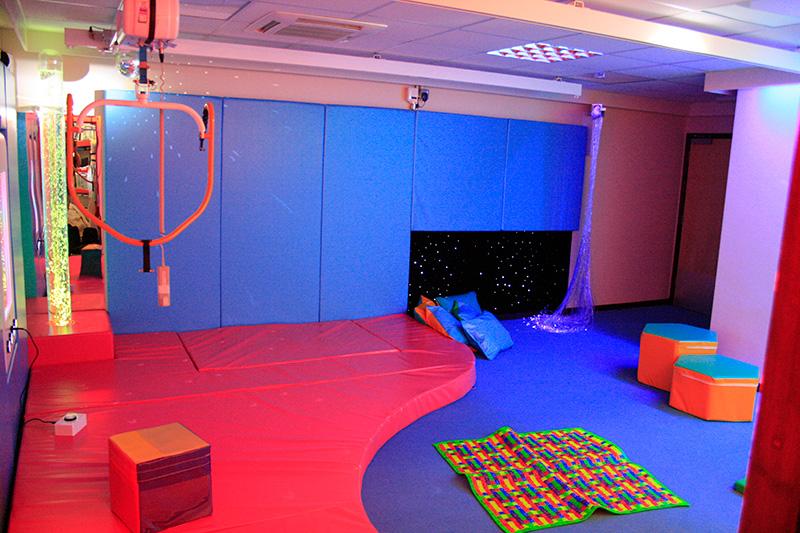 Sensory Room at The Loyne School